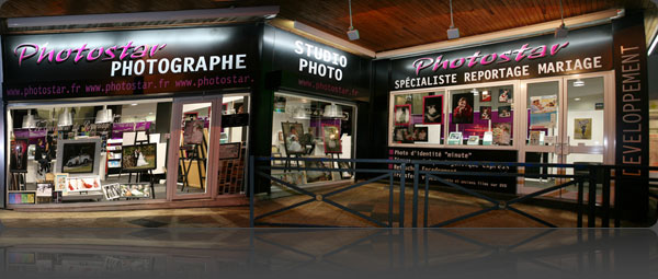 Photostar la boutique - Photographe chelles ...